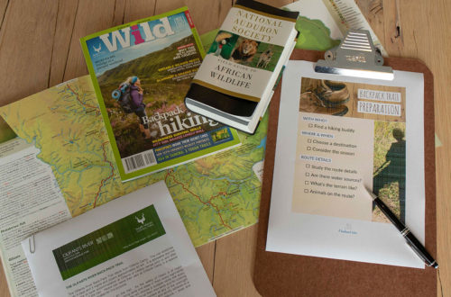 Kruger walking trails planning tools