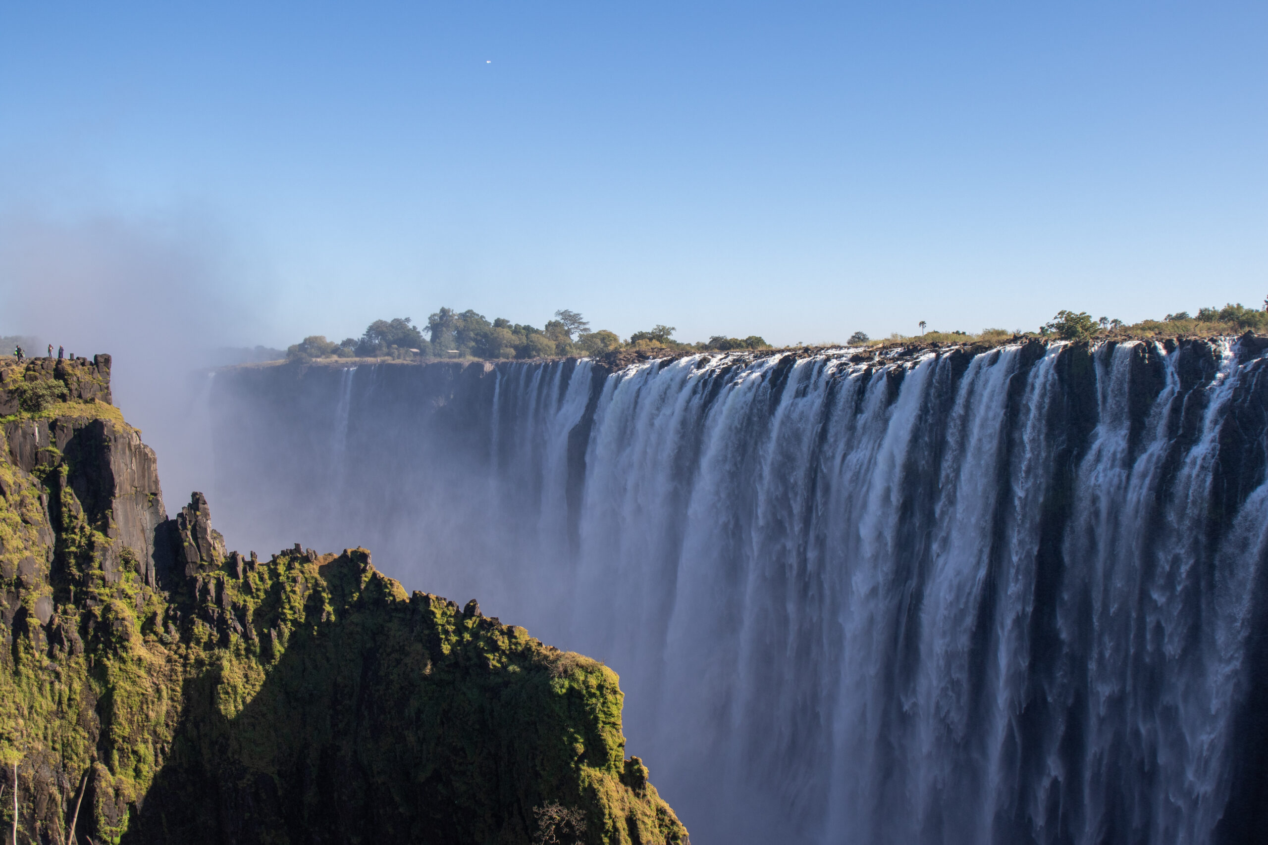 Victoria Falls, a must to see!